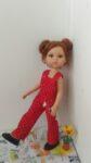 Paola Reina  Кукла Кристи без одежды, арт. 14442